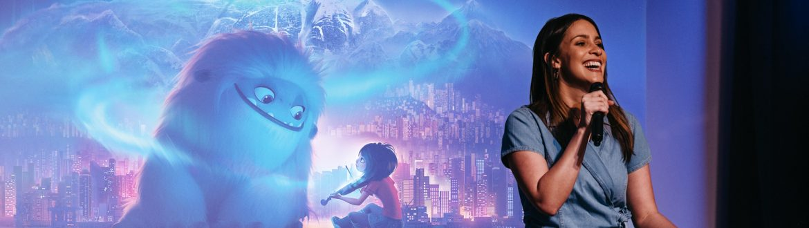 Abominable movie used in church